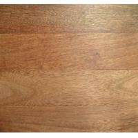 China unpolished merbau solid wooden floor on sale