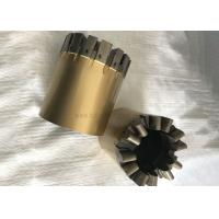 Quality Professional Concrete Core Drill Bit Triple Tube Core Bits Abrasion Resistance for sale
