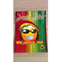 Buy cheap Colorful printing ziplock Herbal Incense Packaging bag for 1g Jammin Joker from wholesalers
