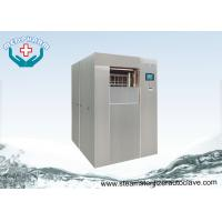 China Autoclave Steam Sterilizer For Infection Control Of Hospital CSSD Center on sale