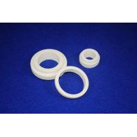 ROHS Hardness ≥ 85 Bulk Density ≥ 3.6 g/cm3 Mechanical / Electronics Alumina Ceramic Ring Manufactures