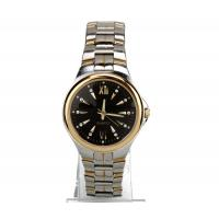 China Waterproof Business Metal Quartz Wrist Watch With ROHS Approved on sale