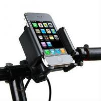 Quality Bicycle bike motorcycle handlebar Mount Holder For Cell Phone/GPS/MP4/iPhone/ipod/PDA/Universal Kits for sale