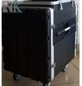 China 2u amp/mixer rack flight case 19 inch rack flight cases on sale