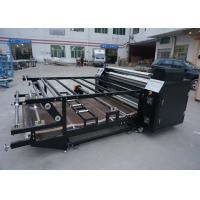 Auto Feed Rotary Dye Sublimation Heat Transfer Digital Controller Manufactures