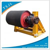 Belt conveyor drive pulley, head pulley, bend pulleys Manufactures