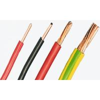 PVC insulated single wire Manufactures