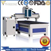 Buy cheap High precision cnc engraving machine price for cutting and engraving nonmetal from wholesalers
