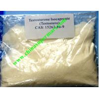 Natural Bodybuilders Cutting Cycle Steroids Testosterone Isocaproate / Test Iso Manufactures