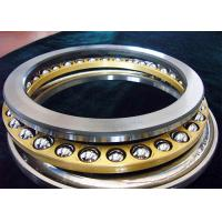 Corrosion Resistant Double Thrust Bearing 51108 , Machine Tool Open Ball Bearing Manufactures