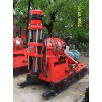 XY-4-3A Engineering Drill Rig Reverse Circulation , Skid Mounted Drilling Rig Manufactures