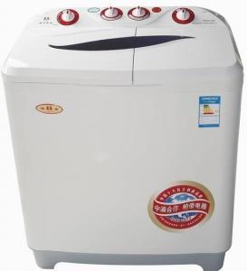 Semi-auto Twin Tub Washing Machine (Red) 8.5kg Manufactures