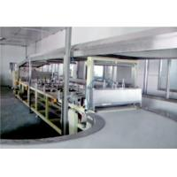 China Electric Automatic Bakery Machine Swiss Roll Sliced Cake Production CE ISO9001 on sale