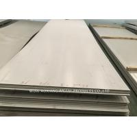 Buy cheap ASTM A240 Hot Rolled Stainless Steel Plate 304L Bright Annealed Finish from wholesalers