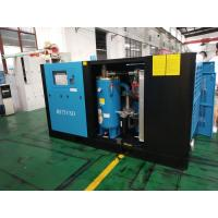 Two Stage Screw Drive Air Compressor For Larger Industrial Equipment Manufactures