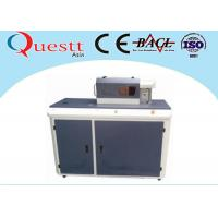 Cnc Bending Machine For 3d Channel Letter , Metal Bender Machine With Two Servo Motors Manufactures