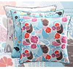 Digital floral printing cushion,custom design cushion,sofa decorative square 45cm cushion Manufactures