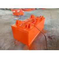Professional Electric Lifting Magnets Strong Lifting Capacity MW22 Series For Crane Manufactures