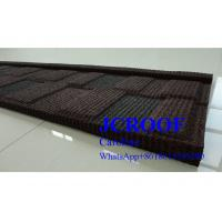 JCROOF  0.42mm Thickness Stone Coated Roofing Tiles For Structure Building Manufactures