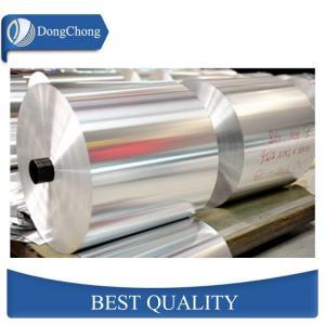 China Professional Custom Aluminum Foil / 18 Micron Industrial Grade Aluminum Foil on sale
