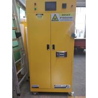 Flame Proof Hazmat Storage Cabinets Single Door For Cylinder / Paint / Chemical Acid Alkai resistant Manufactures