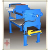 (450) Hydraulic Compact Filter Press Manufactures