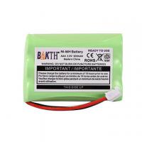 BAKTH 900mAh 3.6V Ni-MH Replacement Battery for Motorola MBP33, MBP36 Baby Monitor Manufactures