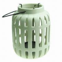 Ceramic/Solar Lantern or Candle, Good for Garden Use and Suitable for Indoor or Outdoor Purposes Manufactures
