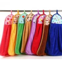 wholesale microfiber towel Bathroom Use Towel washcloth kitchen hand towel Manufactures