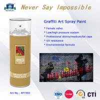 Quality OEM Art Graffiti Spray Paint with Advanced Formula and Professional Valve System for sale