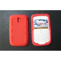 China Silicon case for blackberry 9000 on sale