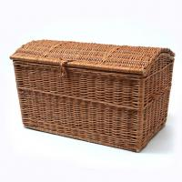 Nature Bamboo basket for storage set of 3 Manufactures