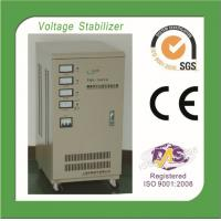 Buy cheap 380V/220V SVC AC Automatic Voltage Stabilizer from wholesalers