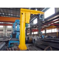 Pillar Mounted Arm Slewing Electric Jib Crane / Industry Crane 5T Capacity Manufactures