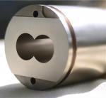 High Polishing WR45 Side Feeder Barrel , Twin Screw Extruder Parts Good Durability Manufactures