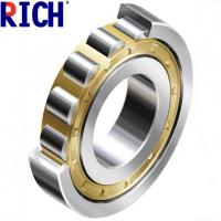 Carbon Steel Radial Ball Bearing N2208 NF2208 High Performance P4 Precision Rating Manufactures
