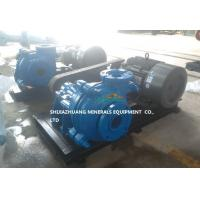 Electric Motor Driven Slurry Pump for Heavy Duty Tailings Muds Solids for Mining Ores Manufactures