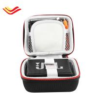 China Easy Carry EVA Speaker Carrying Case For JBL GO2 Bluetooth  Speaker With Carabiner on sale