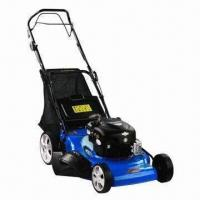 China 500mm Self-propelled Lawn Mower with 190cc American Briggs/Stratton Engine and 4-in-1 Function on sale