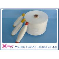 Sewing  Material 100% Spun Polyester Yarn Ring Spun and TFO Type , Multi Color Manufactures