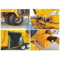 Electronic Animal Feed Mixer Mobile Equipment With Serrated Cutting Knives Manufactures