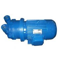 Electric drive water ring vacuum pump ISO9001 quality control Manufactures
