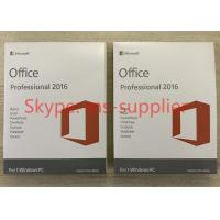 The Latest Microsoft Office Professional Plus 2016 Retail Key Online Activate Manufactures