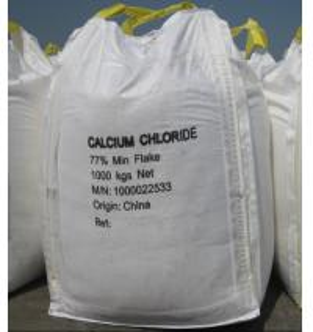CALCIUM CHLORIDE FLAKES 77%MIN Manufactures