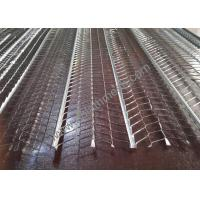 610mm Width Galvanised Metal Mesh Lath V Type Structure 1-3m Length Manufactures