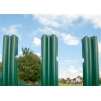 W Palisade Fence Manufactures
