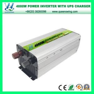 China UPS 4000W High Efficiency Converter Sine Wave Inverters (QW-M4000UPS) on sale