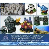 China Polyresin Craft-Aquarium Decoration on sale