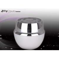 Material PMMA Plastic Jars With Lids 50ml Empty Cosmetic Jars Manufactures
