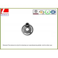 Motorcycle Spare Part casting small Aluminum Die Casting Products With Sand Blast Manufactures